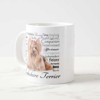 Yorkie Traits Mug