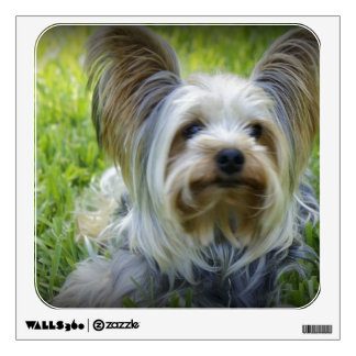 Yorkie Wall Sticker