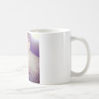 Yorkie with a Combover Coffee Mug