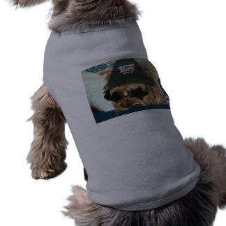 Yorkie with Glasses Shirt