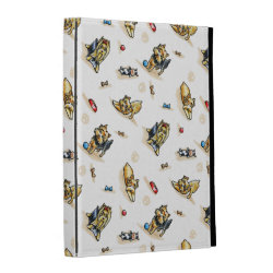 Caseable iPad Folio with Yorkshire Terrier Phone Cases design