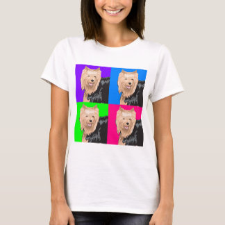 Yorkie Yorkshire Terrier Collage T-Shirt