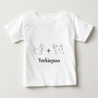 Yorkiepoo Apparel Baby T-Shirt