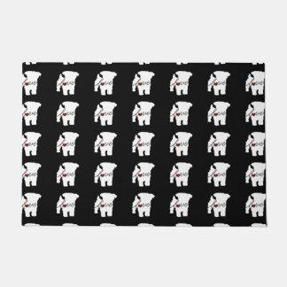 Yorkiepoo (Yorkie / Poodle) Love Doormat