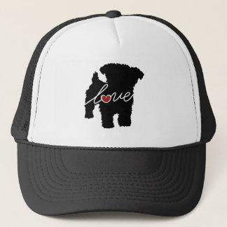 Yorkiepoo (Yorkie / Poodle) Love Trucker Hat