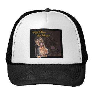Yorkies are Terrific Trucker Hat