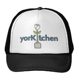 YorKitchen-Logo-Large Mesh Hats