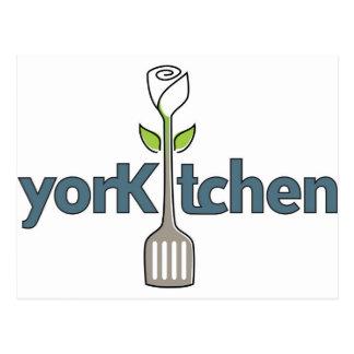 YorKitchen-Logo-Large Postcard