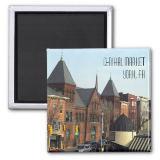 YorkPA-Central Market Magnet
