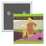 Yorkshire amarra pins