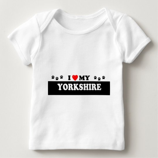 YORKSHIRE BABY T-Shirt