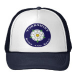 Yorkshire Born and Bred Cap Hat