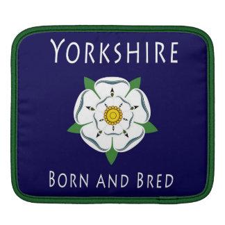 Yorkshire Born and Bred iPad Sleeve
