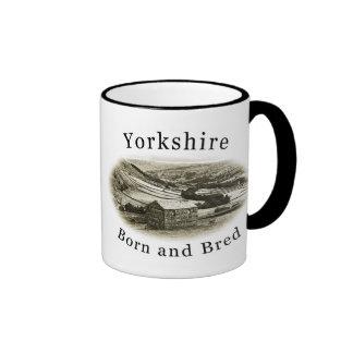 Yorkshire Born and Bred Mug