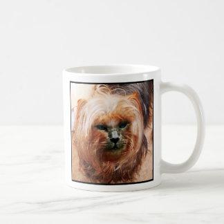 Yorkshire cat mug #2