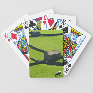 Yorkshire Dales Playing Cards. Bicycle Playing Cards