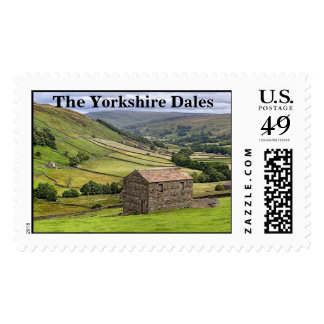 Yorkshire Dales Postage Stamps