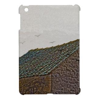 Yorkshire farm building with birds iPad mini covers