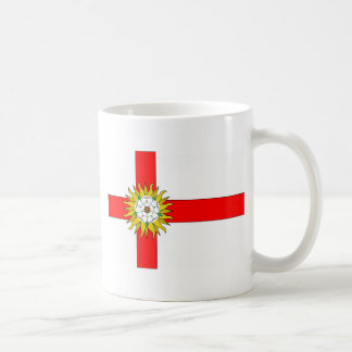 Yorkshire (Flag Institute), United Kingdom Mug