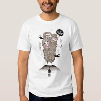 Yorkshire Monster T Shirts