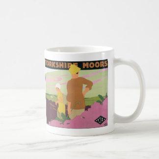 Yorkshire Moors Coffee Mug