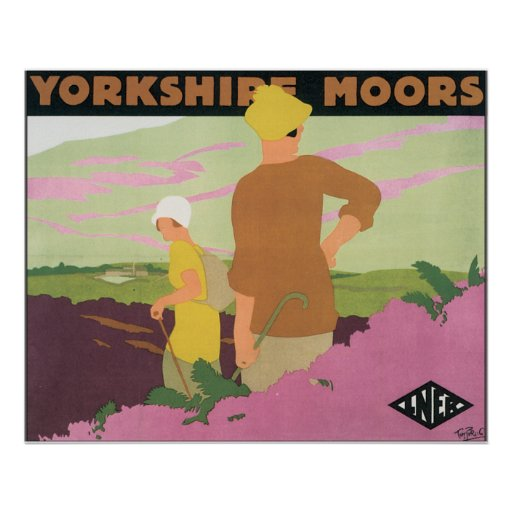 Yorkshire Moors Posters
