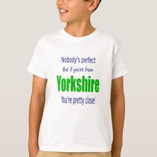 Yorkshire perfecto playera