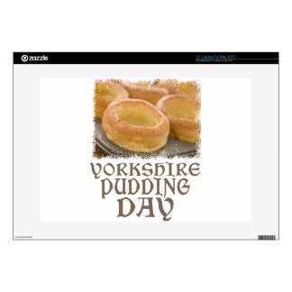 Yorkshire Pudding Day - Appreciation Day Laptop Skins