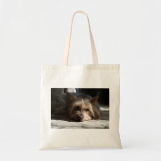 yorkshire / silky terrier totes
