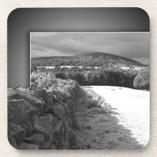 Yorkshire stone wall coasters
