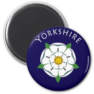 Yorkshire subió el imán del refrigerador