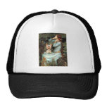 Yorkshire Terrier 17 - Ophelia Seated Mesh Hats