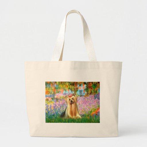 Yorkshire Terrier 1 - jardín Bolsas De Mano