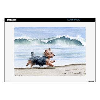 Yorkshire Terrier 38,1cm Portátil Calcomanías