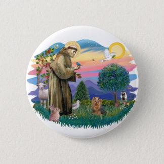 Yorkshire Terrier (#7) Button