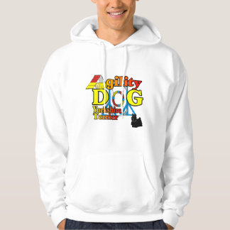 Yorkshire_Terrier Agility Gifts Hoodie