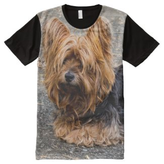 Yorkshire Terrier All-Over-Print T-Shirt