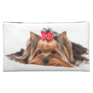 Yorkshire Terrier Cosmetic Bags