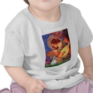 Yorkshire Terrier (Biewer) -Mandolin Angel T Shirt