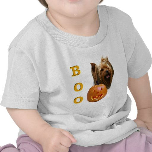 Yorkshire Terrier Boo Shirts