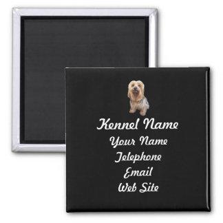 Yorkshire Terrier Breeder Magnet