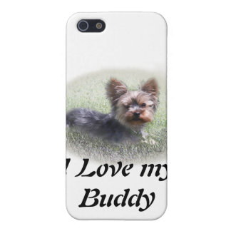 Yorkshire Terrier  Buddy iPhone SE/5/5s Case