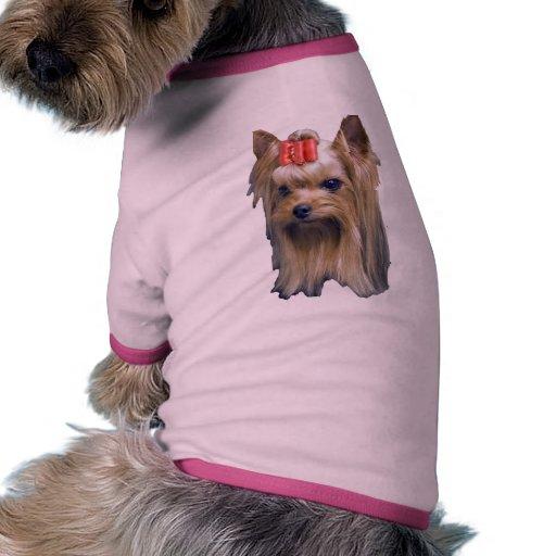 Yorkshire Terrier Camisas De Mascota