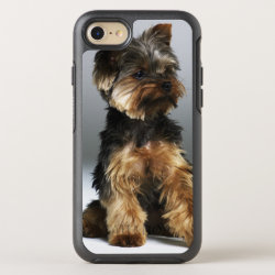 OtterBox Apple iPhone 7 Symmetry Case with Yorkshire Terrier Phone Cases design