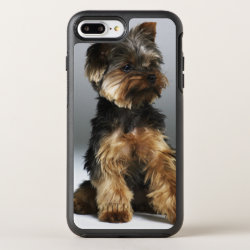 OtterBox Apple iPhone 7 Plus Symmetry Case with Yorkshire Terrier Phone Cases design