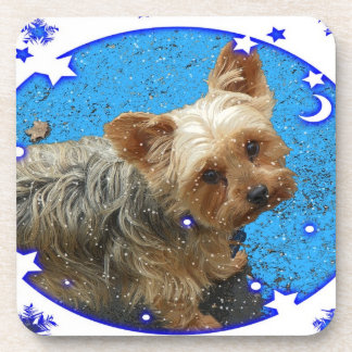 Yorkshire Terrier Coasters