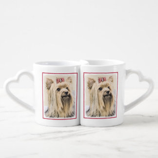 Yorkshire Terrier Coffee Mug Set