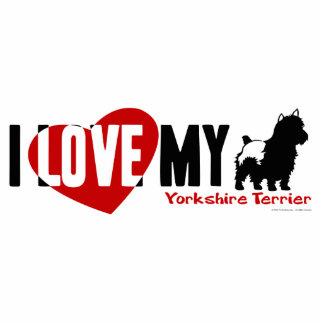 Yorkshire Terrier Cutout