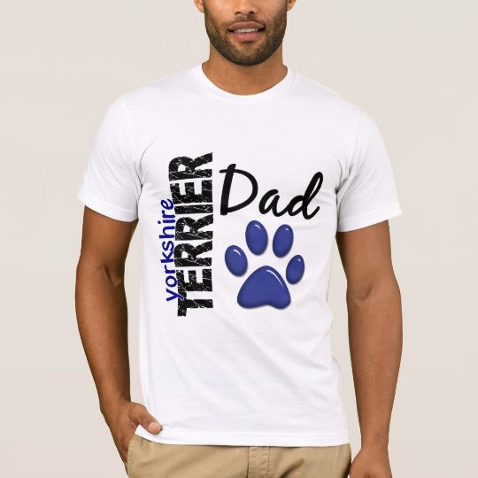 Yorkshire Terrier Dad 2 T-Shirt
