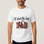 Yorkshire Terrier Dad Gifts T-shirt
